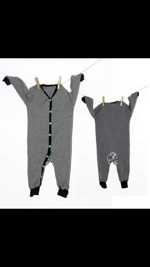 Makerist - Jumpsuit aus Jersey für meinen Sohn - 1