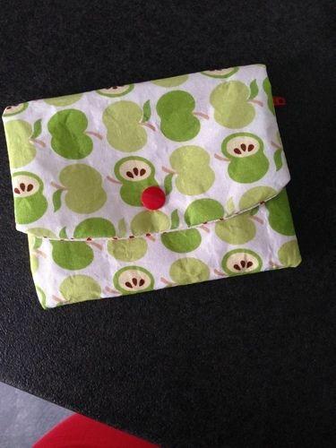 Makerist - Ruck-Zuck Geldbörse aus Baumwolle für mich selbst - Nähprojekte - 1