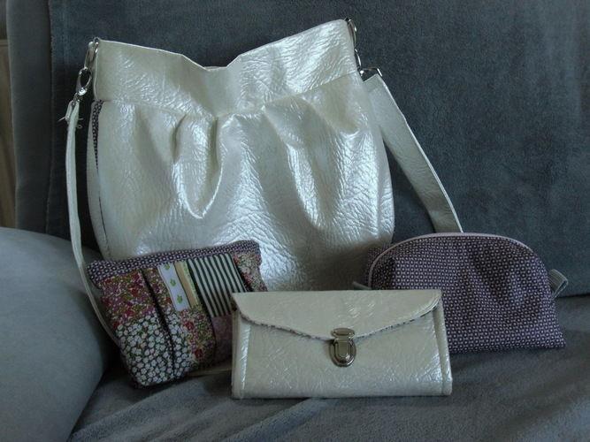 Makerist - Hobo-Bag  und Mehr...= Sommerliches Taschenset  - Nähprojekte - 1