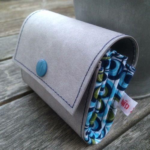 Makerist - MOKringpurse mit SnapPap  - Nähprojekte - 1