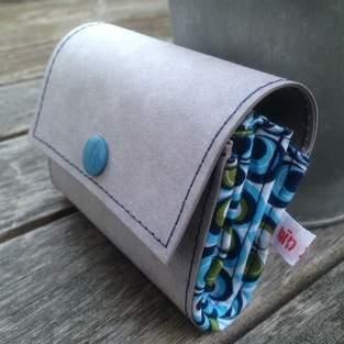 Makerist - MOKringpurse mit SnapPap  - 1