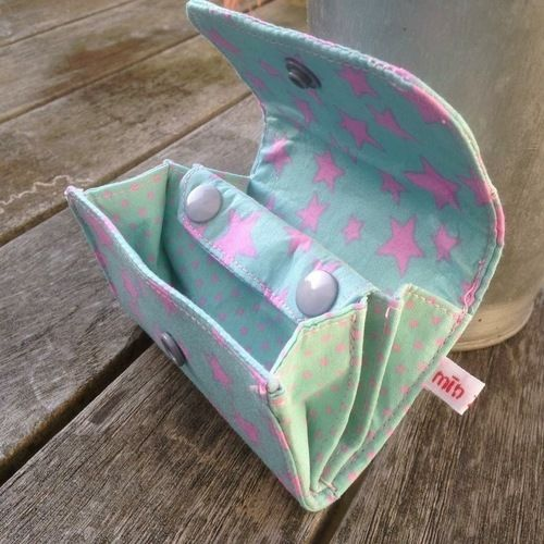 Makerist - MOKringpurse in zartem Pastell - Nähprojekte - 2