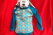 Makerist - Bethioua Shirt für kleine Jungs und Eichhörnchenliebhaber nach Elleplus - 1