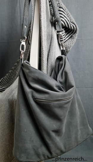 Makerist - Chobe Bag aus Leder - 1