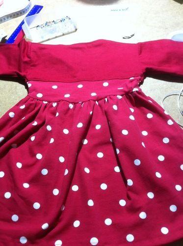 Makerist - Mustermix Kleid       Gr 92   für meine kleine Enkeltochter - Nähprojekte - 2