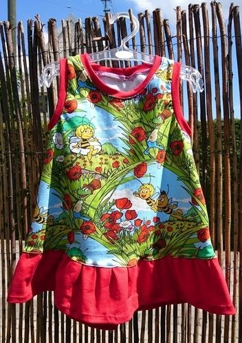 Makerist - Sommerkleidchen Maja - Nähprojekte - 1