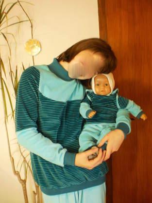 Makerist - Schlafanzug nach Kapuziert - 1