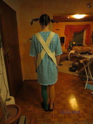 Makerist - Pippi Langstrumpfkleid für Fastnacht - 1
