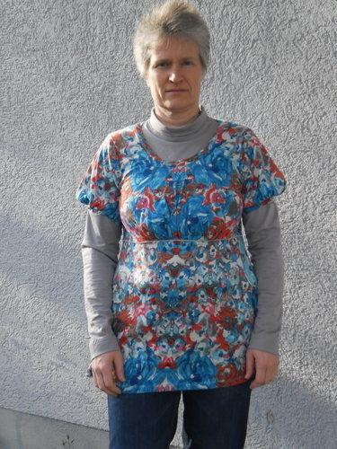 Makerist - Puffed Shirt mit Unterziehrolli - Nähprojekte - 1