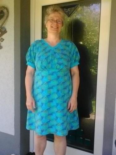 Makerist - Puffed-Kleid - Nähprojekte - 1