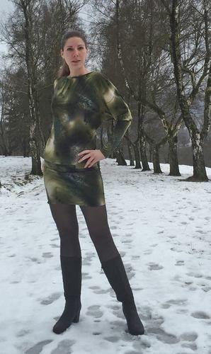 Makerist - Kleid ARIA nach dem Schnitt von PiexSu - Nähprojekte - 1