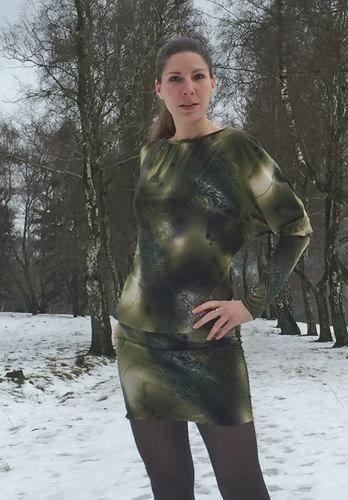 Makerist - Kleid ARIA nach dem Schnitt von PiexSu - Nähprojekte - 2