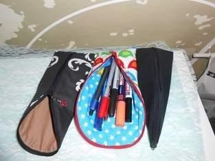 Makerist - Mäppchen Federtasche für groß und Klein, für Jung und Alt  - 1