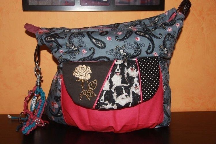 Makerist - Große voluminöse Shopping Tasche  - Nähprojekte - 1