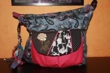 Makerist - Große voluminöse Shopping Tasche  - 1