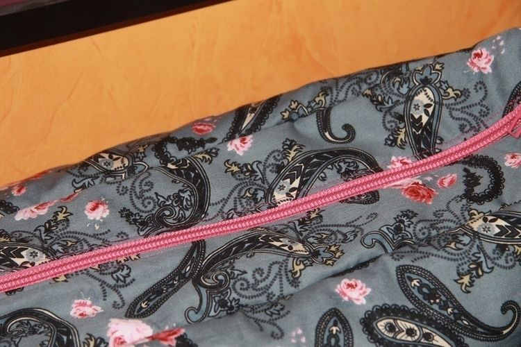 Makerist - Große voluminöse Shopping Tasche  - Nähprojekte - 3