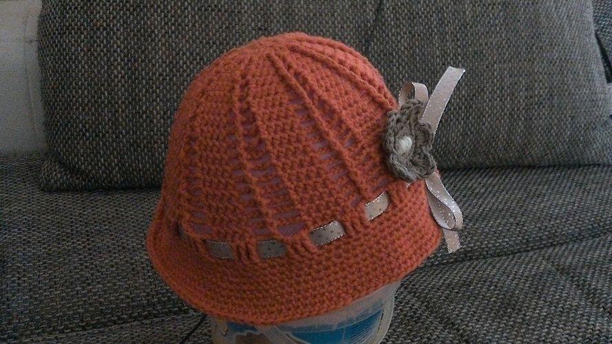 Makerist - Sommerhut aus Baumwolle für Mädchen - Häkelprojekte - 1