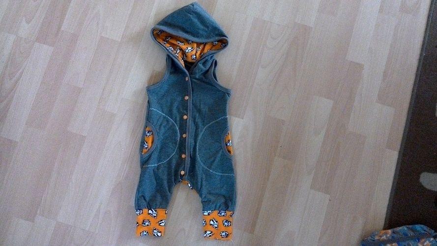 Makerist - Unisex Kinder - Babystrampler  - Nähprojekte - 1