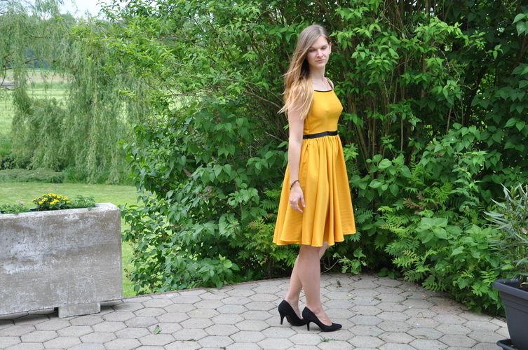 Makerist - Erstes Kleid - Nähprojekte - 3