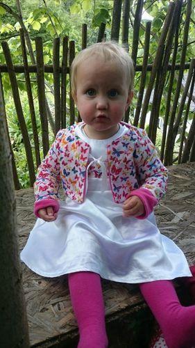 Makerist - wende - Bolero für die Enkeltöchter - Nähprojekte - 1