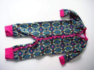 Makerist - Gecko Jumpsuit - Mädchen Gr. 68 - 1