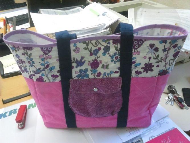 Makerist - Kulturtasche groß - Nähprojekte - 1