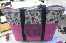 Makerist - Kulturtasche groß - 1