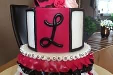 Makerist - Torte zum 12 Geburtstag meiner Nichte - 1