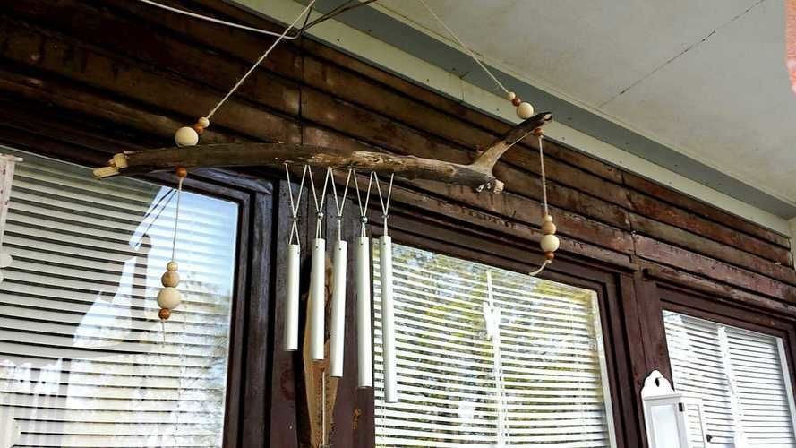 Makerist - Mein selber gemachten Windspiele - Werkzimmer - 2