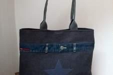 Makerist - Tasche Blau  - 1