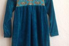 Makerist - Bohemian Skirt and Dress wird Winterkleid  - 1