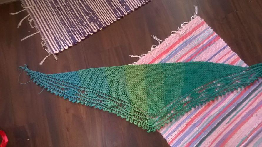Makerist - Mein Blätterrascheln - Häkelprojekte - 1