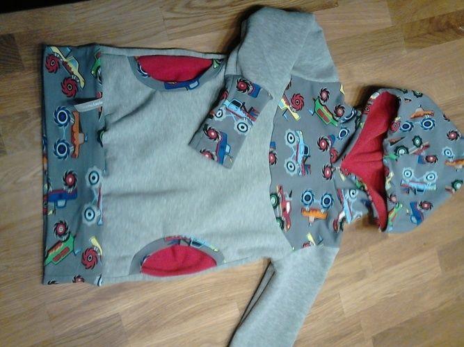 Makerist - Kapuzensweatshirt für Jungs - Nähprojekte - 1