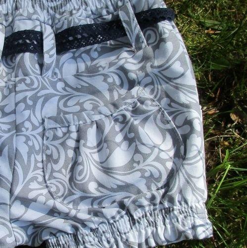 Makerist - Eine kleine Tuula aus Baumwollwebware für unsere Tochter :-) - Nähprojekte - 3