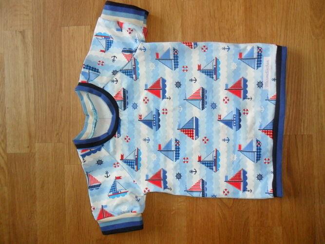 Makerist - Sommer-Strand-Shirt aus Jersey - Nähprojekte - 1