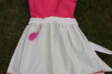 Makerist - Dirndl für kleine Mädchen aus Baumwolle - 1