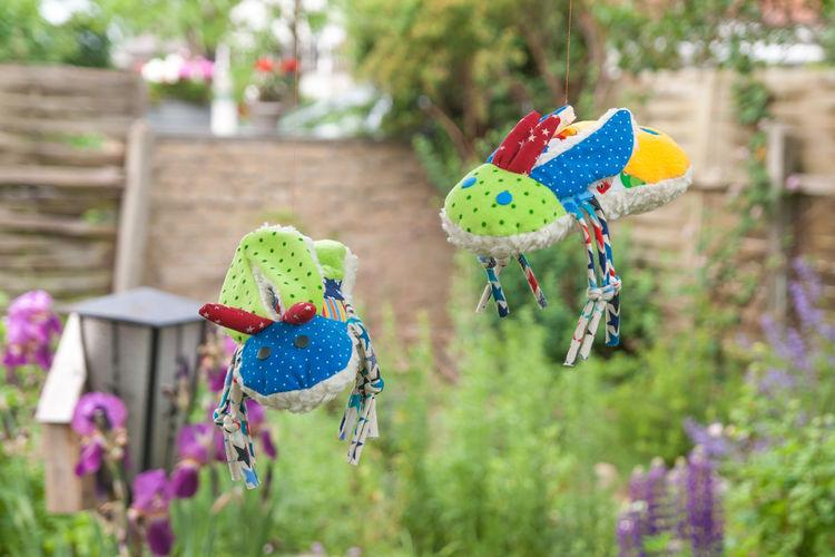 Makerist - Zwei Glühlinchen zum Kindertag - Nähprojekte - 2