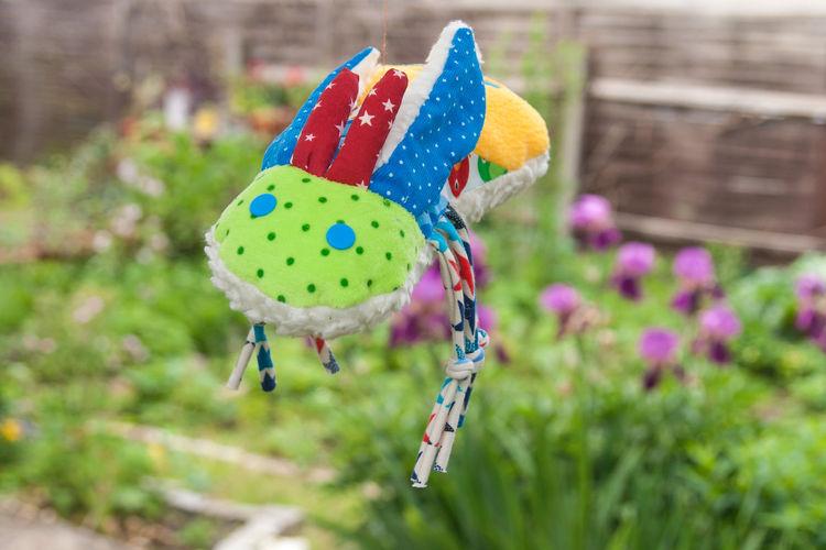 Makerist - Zwei Glühlinchen zum Kindertag - Nähprojekte - 3