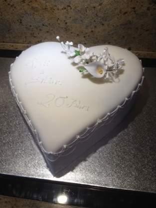 Makerist - 20 Jahre Ehe für mich und meinen Mann - 1