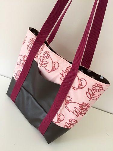 Makerist - Meine erste Svea Handtasche  - Nähprojekte - 1