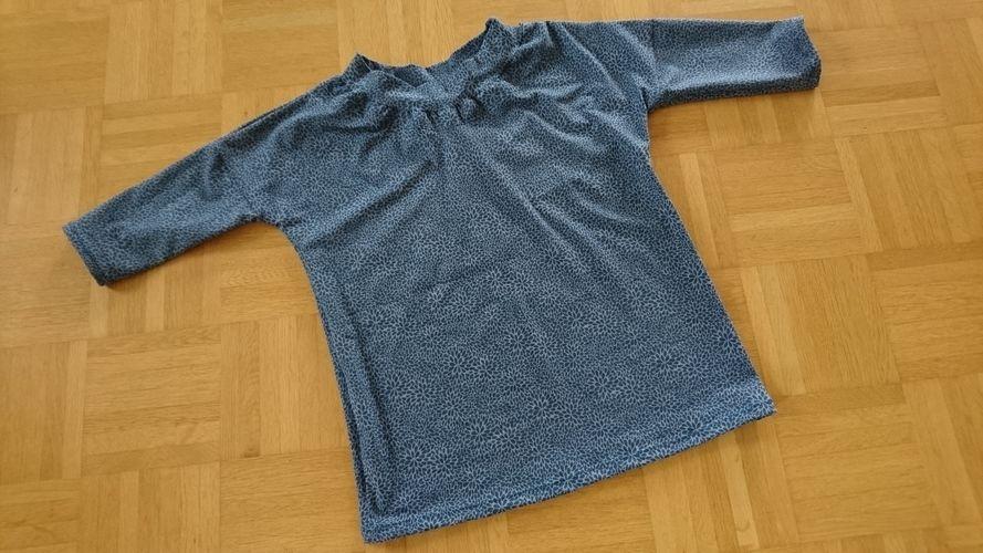 Makerist - Shirt mit 3/4 Arm  - Nähprojekte - 1