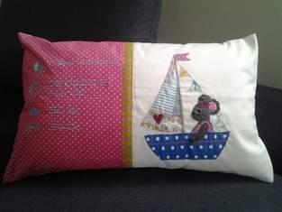 Makerist - Kissen zur Geburt - 1