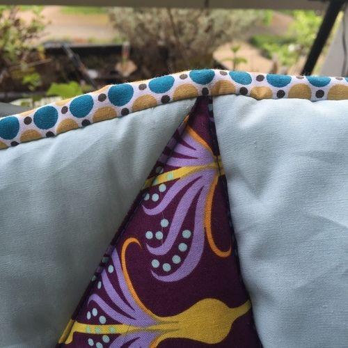 Makerist - Babyquilt - Patchwork-Projekte - 2