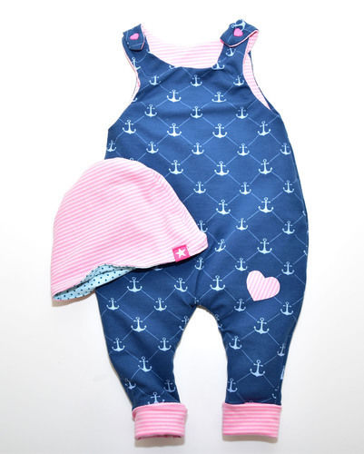 Makerist - Baby-Strampler Ahoi - Nähprojekte - 1