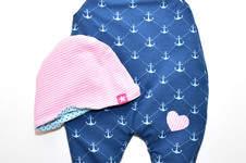Makerist - Baby-Strampler Ahoi - 1