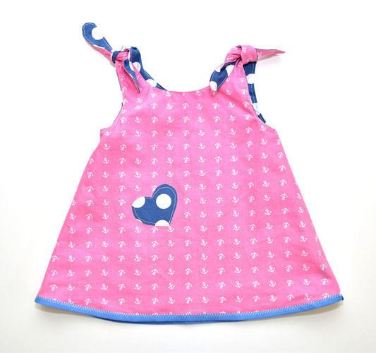 Makerist - Sommer-Kleidchen Lilli - Nähprojekte - 1
