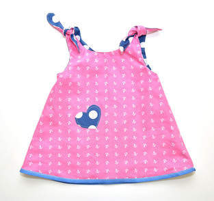 Makerist - Sommer-Kleidchen Lilli - 1