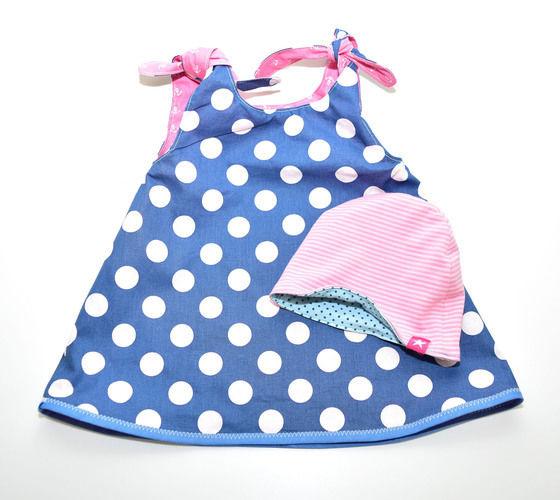 Makerist - Sommer-Kleidchen Lilli - Nähprojekte - 2
