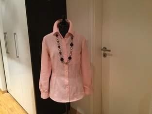 Makerist - Bluse aus Leinenstoff - 1