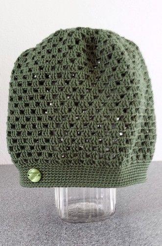 Makerist - einfache Mütze  - Häkelprojekte - 1